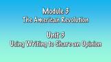 EL Education Curriculum, Grade 4 Module 3, Unit 3