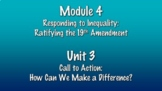 EL Education Curriculum Grade 4, Module 4, Unit 3