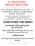 EL Education Engage New York 6th Grade ELA Module 3b, Unit 3 World Without Fish