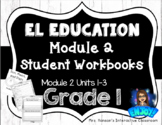 EL Education Google Slides Student Workbook Module 2 Dista