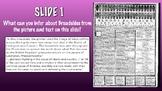 EL Education Grade 4 Module 3 Broadside Examination