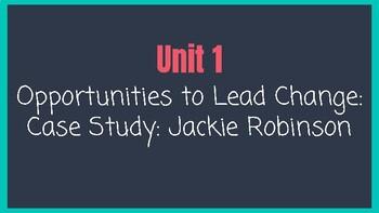 EL Education- Grade 5 Module 3 Unit 1 *EDITABLE*