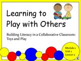 EL Education Kindergarten Module 1, Unit 1, Lesson 1