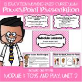 EL Education Kindergarten Module 1, Unit 2  Powerpoint