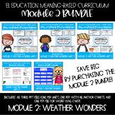 *GROWING BUNDLE* EL Education Kindergarten Module 2 Meaning-Based Module Lessons