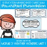 EL Education Kindergarten Module 2, Unit 1 Powerpoint