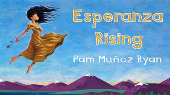 EL Education, Module 1, Unit 1, Lesson 1. Grade 5. Esperanza Rising