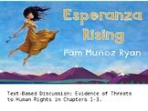 EL Education, Module 1, Unit 1, Lesson 10. Grade 5. Esperanza Rising