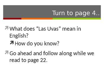 EL Education Module 1, Unit 1, Lesson 3, Grade 5- Esperanza Rising