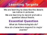 EL Education Module 2- Fossils Tell of Earth's Changes Unit 1, Lessons 1-12