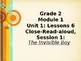 EL Education Modules- Schools and Community Unit 1, Lessons 6-11