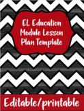 EL Education Quick Glance Lesson Plans