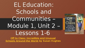 EL Education: Schools and Communities - Off to Class