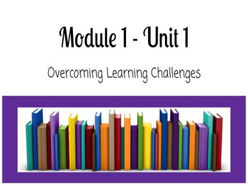 EL Education Third Grade Module 1 Unit 1
