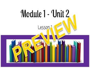 EL Education Third Grade Module 1 Unit 2
