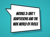 EL Education Third Grade Module 2 Unit 1