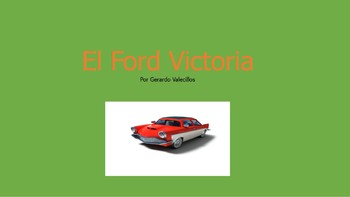 EL FORD VICTORIA