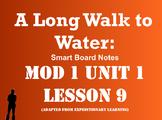 EL- Grade 7 Mod 1 Unit 1 Lesson 9 - A Long Walk to Water