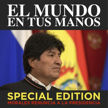 EL MUNDO EN TUS MANOS 2019-2020: November 11, 2019 SPECIAL EDITION