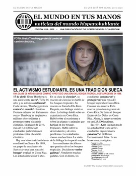 EL MUNDO EN TUS MANOS: 2019-2020 preview issue