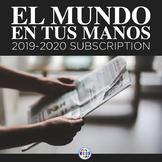 EL MUNDO EN TUS MANOS: News summaries for Spanish students 2019-2020