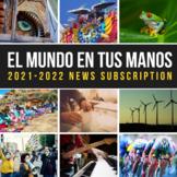 EL MUNDO EN TUS MANOS: News summaries for Spanish students