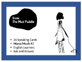 EL Many/Much Speaking Cards #2
