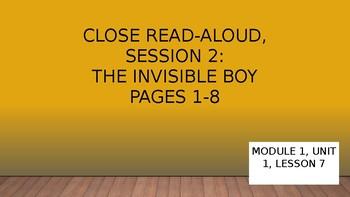 EL Module 1 Unit 1 Lesson 7