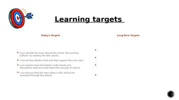 EL Module 2 Unit 1 Lesson 2