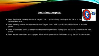 EL Module 2 Unit 1 Lesson 7
