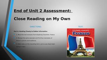 EL Module 2 Unit 3 Lesson 16