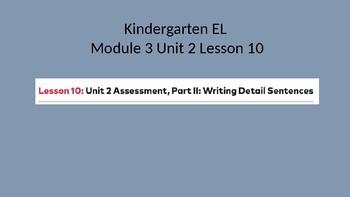 EL Module 3 Unit 2 Lesson 10