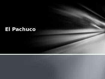 EL PACHUCO Powerpoint