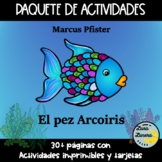 EL PEZ ARCOIRIS. The Rainbow Fish ACTIVITY PACK