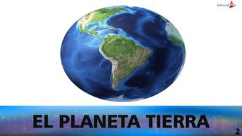 EL PLANETA TIERRA PARA NIÑOS PARA IMPRIMIR