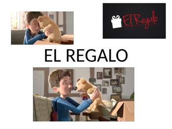EL REGALO CORTO DE CINE. REALIDADES 2. PARA EMPEZAR. PHYSICAL DESCRIPTIONS.