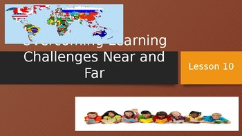 EL Reading Grade 3 Module 1 Unit 1 Lesson 10
