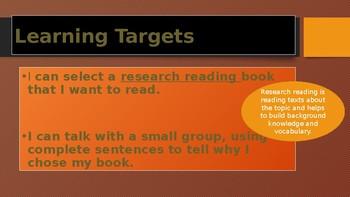 EL Reading Grade 3 Module 1 Unit 1 Lesson 2