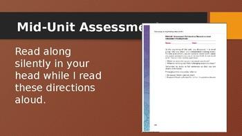 EL Reading Grade 3 Module 1 Unit 1 Lesson 7
