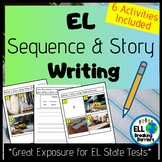 Distance Learning, EL Sequence & Story Writing, Great Expo