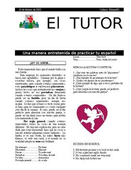 EL TUTOR 150202 Articles in Spanish