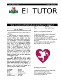 EL TUTOR 150202 Articles in Spanish