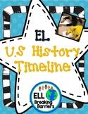 EL U.S History Timeline: Fill in the Blank