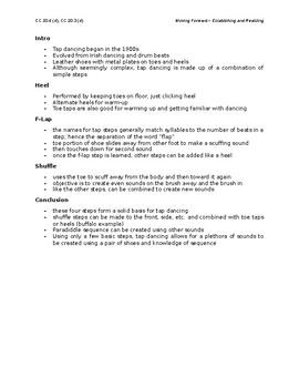 ELA 20 Essay of Explanation