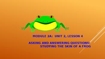 ELA 3rd Grade Module 2A Unit 2 Lesson 4