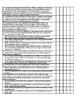 ELA 8 TEKs Planning Checklist