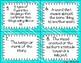 ELA Academic Language Task Cards