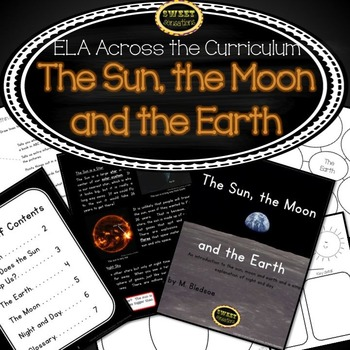 The Sun, the Moon, and the Earth (1st-3rd Grade)