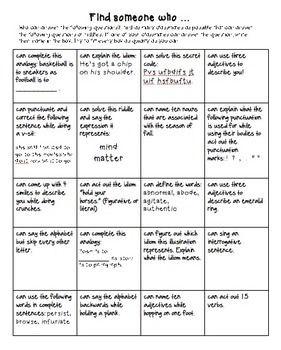 ELA Activity Series High-Interest Games for Elementary Level Skills Common Core