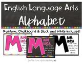 ELA Alphabet